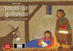 Jesus ist geboren. Kamishibai Bildkartenset