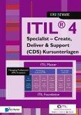 ITIL® 4 Specialist - Create, Deliver & Support (CDS) Kursunterlagen Deutsch (eBook, ePUB)