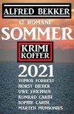 Sommer Krimi Koffer 2021 - 12 Romane (eBook, ePUB)
