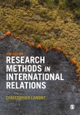 Research Methods in International Relations (eBook, ePUB)