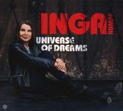 Universe Of Dreams & Hidden Tracks (Cd Digipak) - Rumpf,Inga
