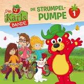 Die Karls-Bande - Folge 1: Die Strumpel-Pumpe (MP3-Download)
