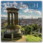 Edinburgh 2022 - 16-Monatskalender