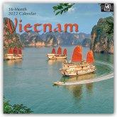 Vietnam 2022 - 16-Monatskalender