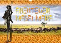 Abenteuer Masai Mara (Wandkalender 2022 DIN A3 quer)