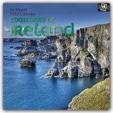 Coastline of Ireland - Irlands Küsten 2022 - 16-Monatskalender