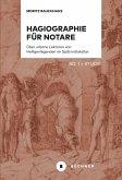 Hagiographie für Notare (eBook, PDF)