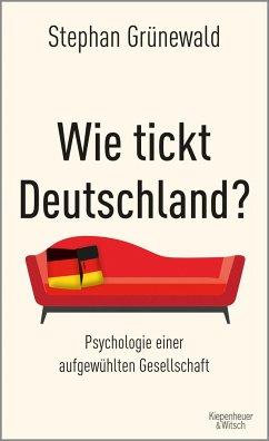 Wie tickt Deutschland? (Mängelexemplar) - Grünewald, Stephan
