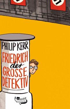 Friedrich der Große Detektiv (Mängelexemplar) - Kerr, Philip