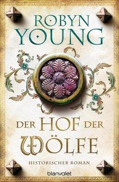 Der Hof der Wölfe / Jack Wynter Bd.2 (Mängelexemplar) - Young, Robyn