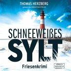 Schneeweißes Sylt - Hannah Lambert ermittelt, Band 5 (ungekürzt) (MP3-Download)