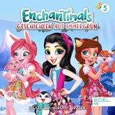 Folge 5: Der Eisskulpturen Wettbewerb / Der Tuzi-Frucht Garten (Das Original-Hörspiel zur TV-Serie) (MP3-Download)