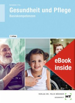 eBook inside: Buch und eBook Gesundheit und Pflege - Frie, Georg;Berkefeld, Thorsten