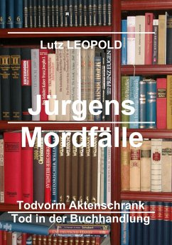 Jürgens Mordfälle 6 - Leopold, Lutz