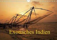 Exotisches Indien (Wandkalender 2022 DIN A4 quer)