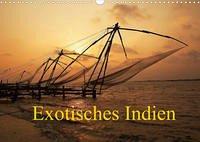 Exotisches Indien (Wandkalender 2022 DIN A3 quer)