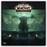 The Art of World of Warcraft 2022 - 18-Monatskalender