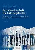 Betriebswirtschaft für Führungskräfte (eBook, ePUB)