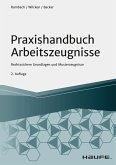 Praxishandbuch Arbeitszeugnisse (eBook, PDF)