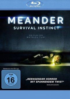 Meander - Survival Instinct - Weiss,Gaia/Franzen,Peter/Franchitti,Frederic/+