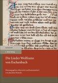 Die Lieder Wolframs von Eschenbach