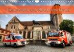 Feuerwehr und Rettungsdienst (Wandkalender 2022 DIN A4 quer)