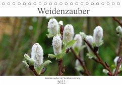 Weidenzauber (Tischkalender 2022 DIN A5 quer)