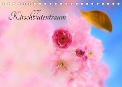 Kirschblütentraum (Tischkalender 2022 DIN A5 quer)