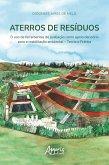 Aterros de Resíduos: (eBook, ePUB)