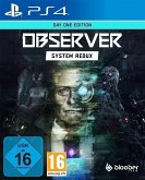 Observer: System Redux Day One Edition (PlayStation 4)