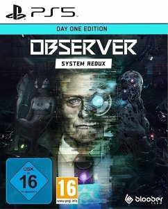 Observer: System Redux Day One Edition (PlayStation 5)