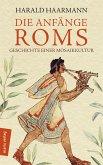 Die Anfänge Roms (eBook, ePUB)