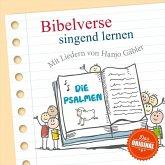 CD Bibelverse singend lernen - Die Psalmen, Audio-CD