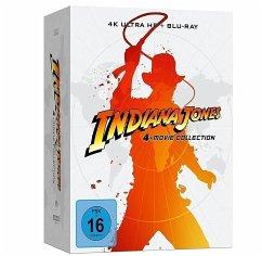 Indiana Jones 1-4 Limited Edition