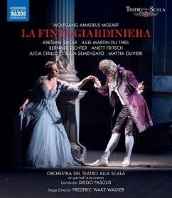 La Finta Giardiniera - Spicer/Fasolis/Orchestra Del Teatro Alla Scala/+