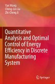 Quantitative Analysis and Optimal Control of Energy Efficiency in Discrete Manufacturing System