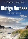 Blutige Nordsee. Ostfrieslandkrimi