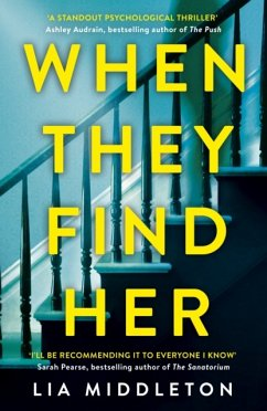When They Find Her - Middleton, Lia