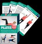 Trainingskarten: Pilates ohne Geräte