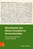 Ministeriale des Kölner Erzstifts im Hochmittelalter