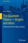The Quantum Theory-Origins and Ideas