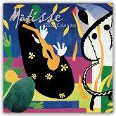 Matisse Kalender 2022 - 16-Monatskalender