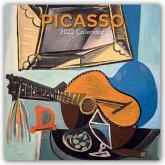 Picasso Kalender 2022 - 16-Monatskalender