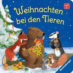Weihnachten bei den Tieren (Mängelexemplar) - Reider, Katja