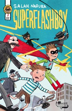 Superflashboy Bd.1 (Mängelexemplar) - Naoura, Salah