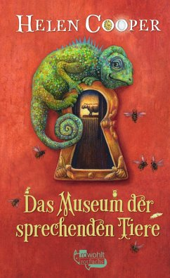 Das Museum der sprechenden Tiere (Mängelexemplar) - Cooper, Helen