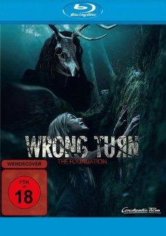 Wrong Turn - The Foundation - Charlotte Vega,Adain Bradley,Bill Sage
