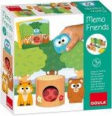 Goula 53171 - Memo Friends, Memospiele, Konzentrationsspiel