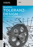 Toleranzdesign (eBook, PDF)