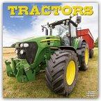 Tractors - Traktoren 2022 - 16-Monatskalender